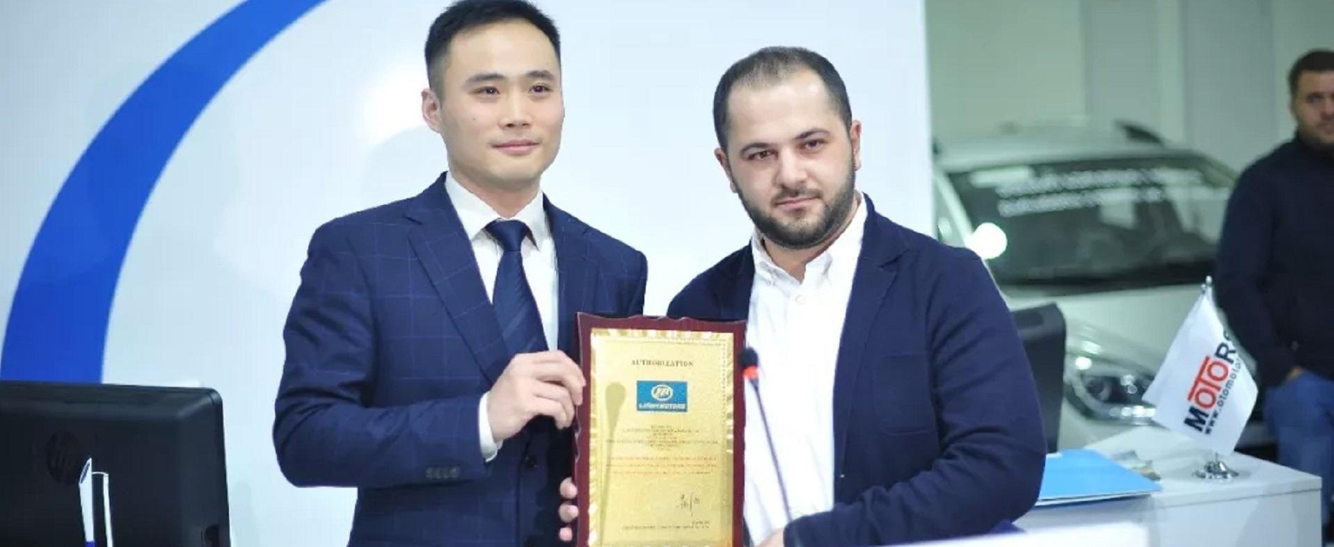 Компания Lifan Motors расширяет географию: модели LIFAN X70 и LIFAN M7 впервые представлены на рынке Грузии