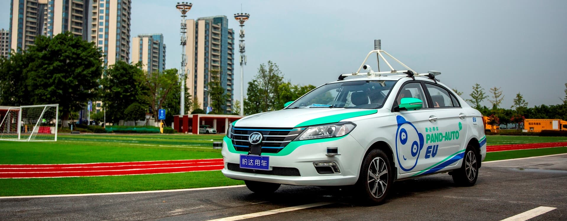 LIFAN первым в Китае запускает тестирование автопилота на базе 5G